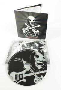 d.n.i. CD Cover 1