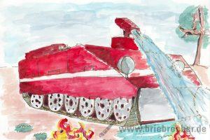 Loeschpanzer