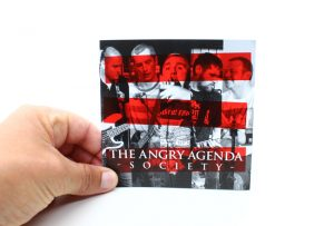 Angry Agenda Booklet