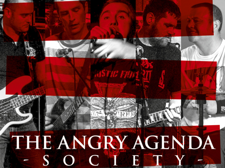Angry Agenda Cover teaser